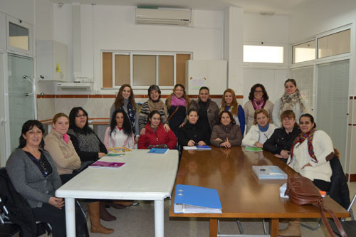 Grupo de geriatría