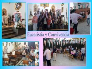 EUCARISTIA Y CONVIVENCIA