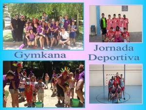 GYMKANA Y DEPORTE