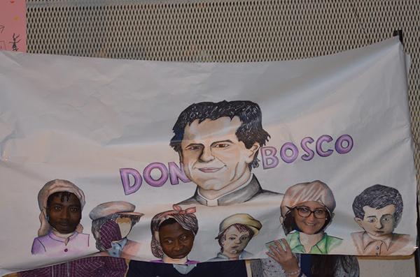 Día Don Bosco