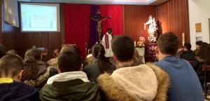 Visita Salesianas San Vicente
