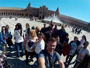 Visita Sevilla