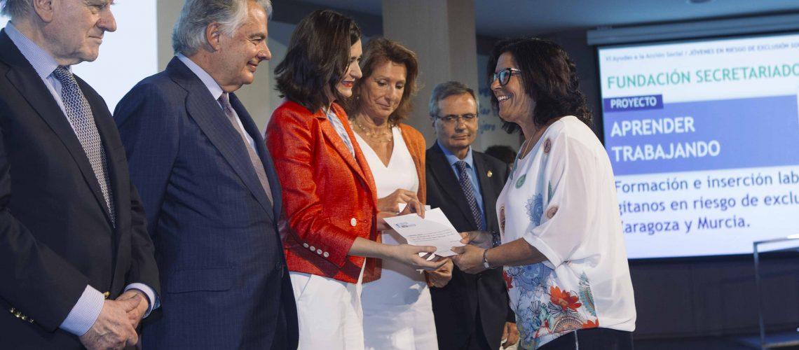 Susana González coordinadora de la Fundación Monrese