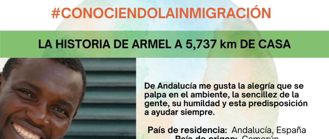 JUNTOS SI: CAMPAÑA #CONOCIENDOLAINMIGRACIÓN
