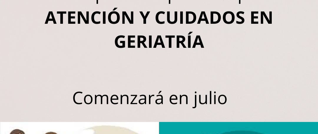 COMIENZO DE LAS PREINSCRIPCIONES DE GERIATRÍA