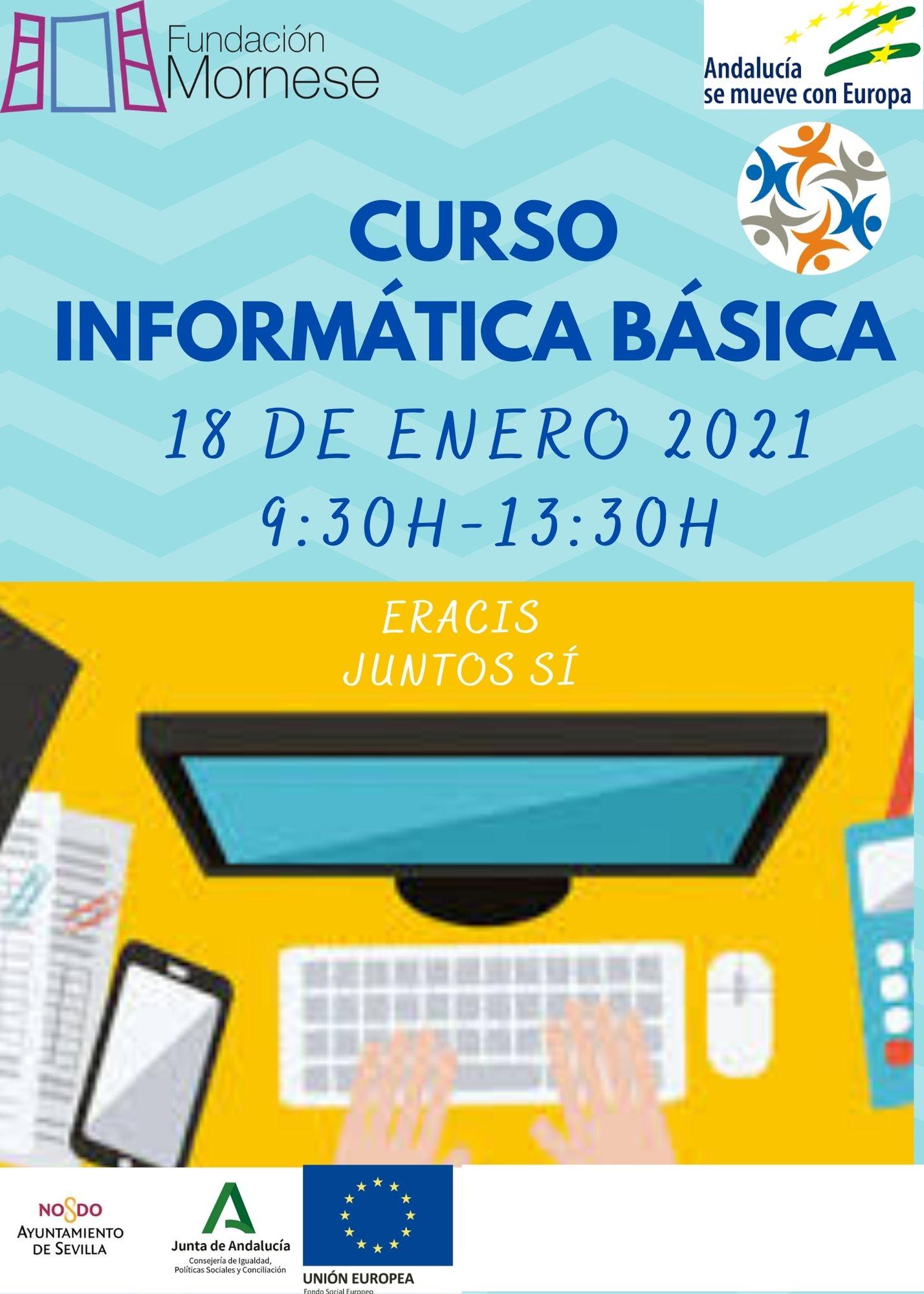 Informáctica básica. 2021-CARTEL